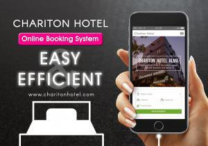 Chariton Hotel Online Booking System !!
