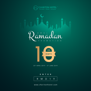 Wishing you a blessed Ramadan!
